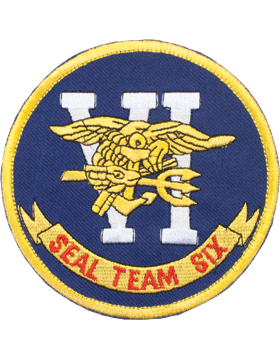 N-172 United States Navy Seal Team 6 Patch