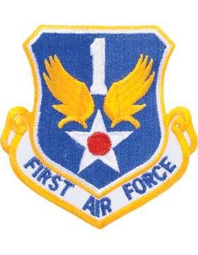 N-186 1 Air Force Shield