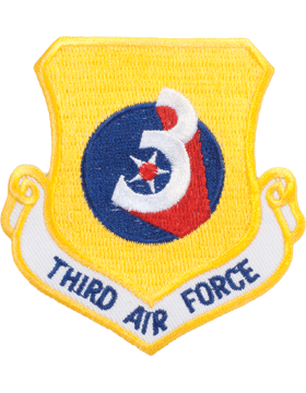 N-187 3 Air Force Shield