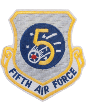 N-189 5 Air Force Shield