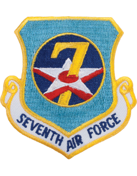 N-190 7 Air Force Shield