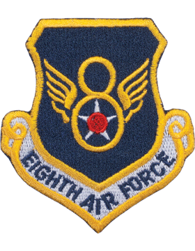 N-191 8 Air Force Shield