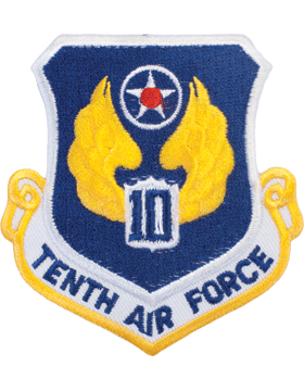 N-193 10 Air Force Shield