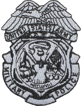 N-200 Military Police Badge