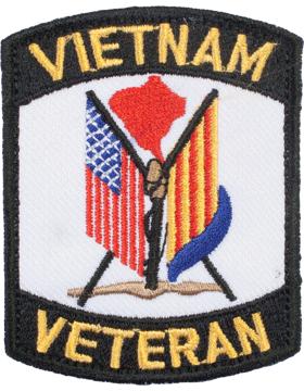 N-202 Vietnam Veteran Patch