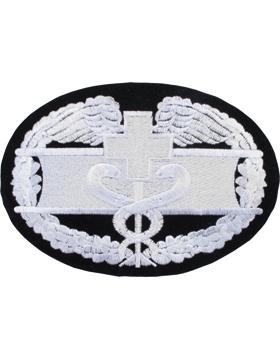 N-208 Combat Medical Badge 4in x 7in