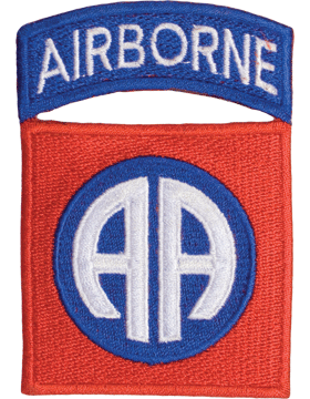 N-211 82 Patch with Tab Small