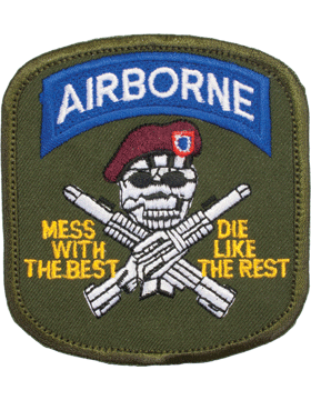 N-216 Airborne Mess and Best Patch