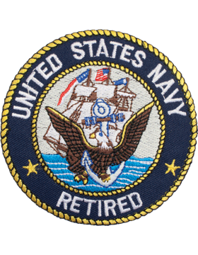 N-231 United States Navy Retired
