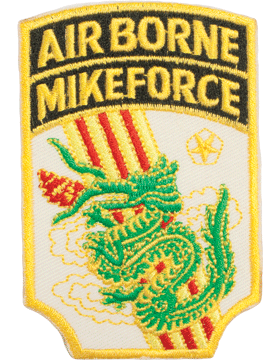 N-513 Airborne Mikeforce Patch
