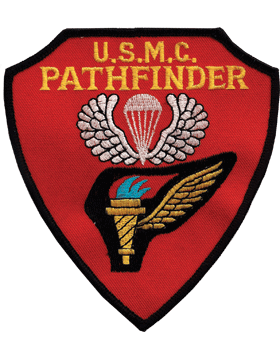N-516 United States Marine Corps Pathfinder Patch