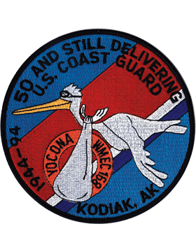 N-CG023 United States Coast Guard Station Kodiak Alaska small