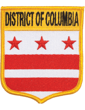District Of Columbia 3 3/4