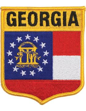 Georgia 3 3/4