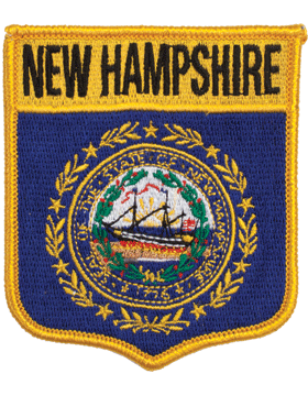 New Hampshire 3 3/4