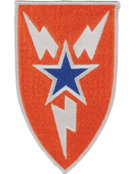 Organization 6in Patch 3 Signal Brigade with Heat Seal Full Color