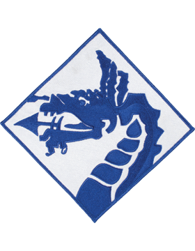Organization 6in Patch 18 Airborne Corps with Heat Seal Full Color