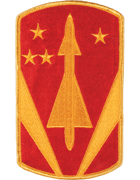 DISPLAY ORG PATCH/6in-0031A-F 31ST ADACOLOR with HEAT SEAL