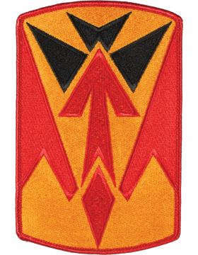DISPLAY ORG PATCH/6in-0035A-F 35TH ADA COLOR with HEAT SEAL