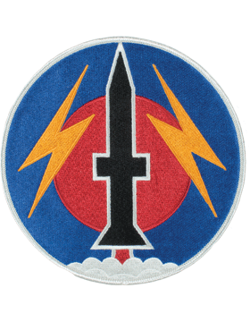Organization 6in Patch 56 Field Artillery Brigade with Heat Seal Full Color