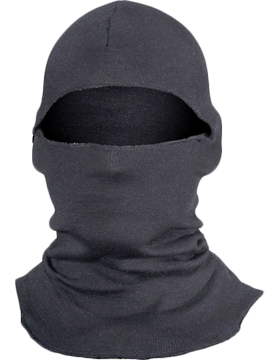 LIGHTWEIGHT HOOD MADE OF NOMEX BLK
