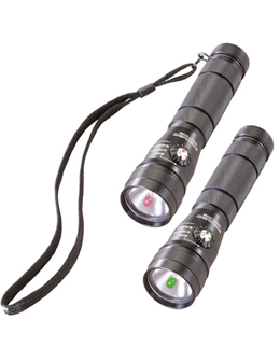 NIght Com® Flashlight With Green LED 51023
