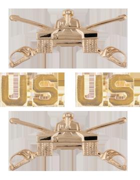 No-Shine (NS-O203 )Armor and US Officer