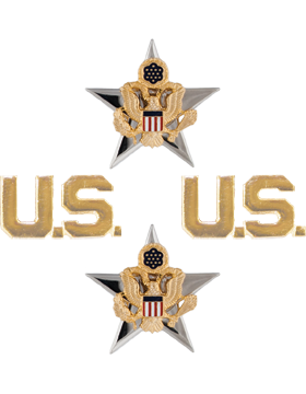 No-Shine (NS-O213) General Staff and US Officer
