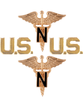 No-Shine (NS-O219) Nurse and US Officer