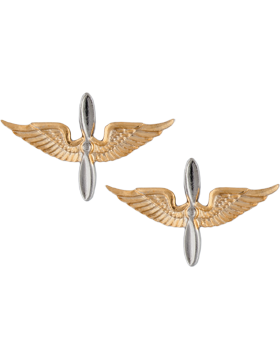 No-Shine, Aviation and Aviation Officer (Pair)