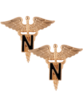 No-Shine, Nurse and Nurse Officer (Pair)
