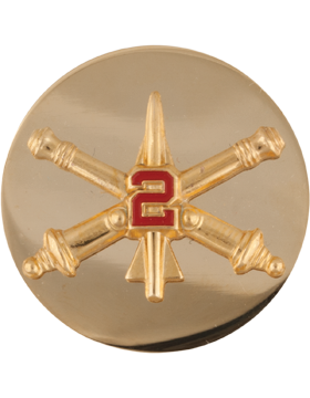 2nd Air Defense Artillery Enlisted (Pair)