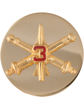 3rd Air Defense Artillery Enlisted (Pair)