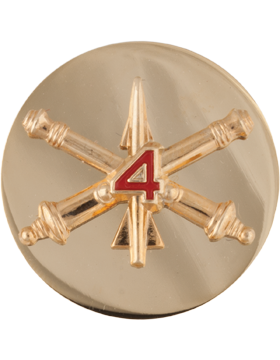 4th Air Defense Artillery Enlisted (Pair)