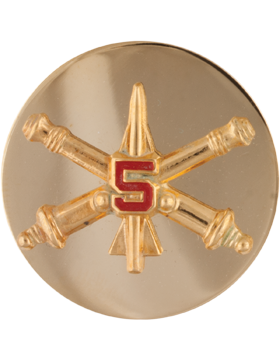 5th Air Defense Artillery Enlisted (Pair)