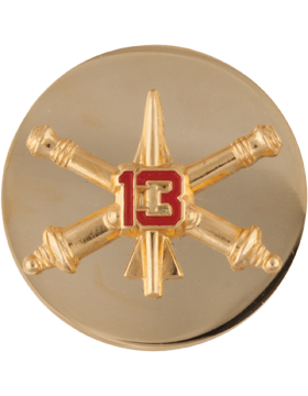 13th Air Defense Artillery Enlisted (Pair)