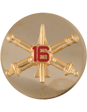 16th Air Defense Artillery Enlisted (Pair)