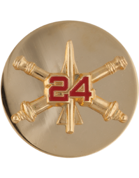 24th Air Defense Artillery Enlisted (Pair)