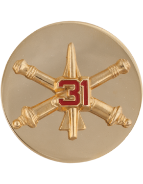 31st Air Defense Artillery Enlisted (Pair)
