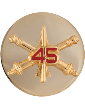 45th Air Defense Artillery Enlisted (Pair)
