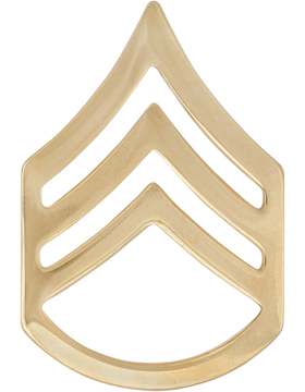 No-Shine Rank (NS-106) Staff Sergeant (E-6)