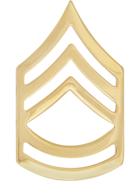 No-Shine Rank (NS-107) Sergeant First Class (E-7)