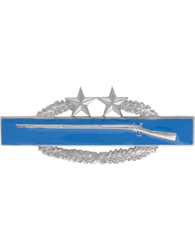 NS-316A, No-Shine Badge Combat Infantryman 3rd Award
