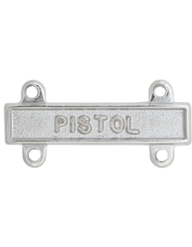 NS-355, No-Shine Pistol Qualification Bar