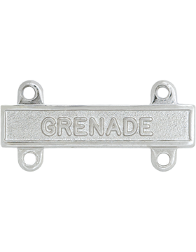 NS-356, No-Shine Grenade Qualification Bar