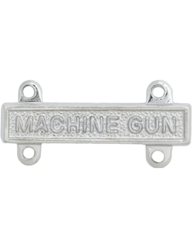 NS-357, No-Shine Machine Gun Qualification Bar