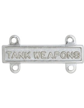 NS-374, No-Shine Tank Weapons Qualification Bar