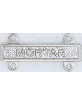 NS-378, No-Shine Mortar Qualification Bar
