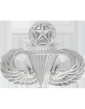 NS-509, No-Shine Dress Mini Master Parachutist