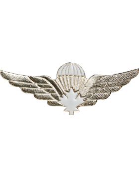 No-Shine (NS-958) Canadian Jump Wings (White)